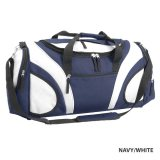 Navy/White Fortress Sports Bag Express