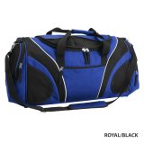 Royal/Black Fortress Sports Bag Express