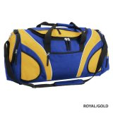 Royal/Gold Fortress Sports Bag Express