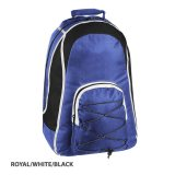 Royal/White/Black Virage Backpack