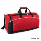 Red/Black Boxer Sports Bag