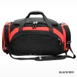 Black/Red Orion Sports Bag Printed