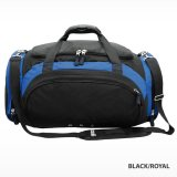 Royal/Black Orion Sports Bag Printed