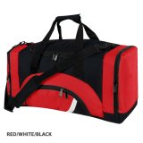 Red/White/Black Precinct Sports Bag