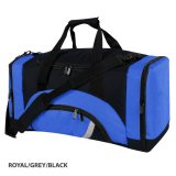 Royal/Black/Grey  Precinct Sports Bag
