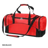 Red/Black Victory Sports Bag