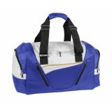 White/Royal/Gold  Compton Sports Bag Express