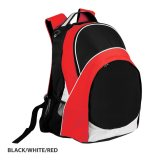 Red/White/Black Harvey Backpack