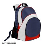 Navy/Red/White Harvey Backpack