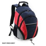 Navy/Red/Grey Fraser Backpack Express