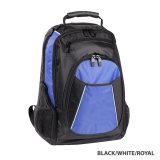Black/White/Royal California Backpack Express