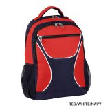 Red/Black/White Norwood Backpack Express