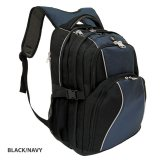 Black/Navy Oregon Backpack Express