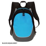 Black/Aqua/Grey Mercury Backpack Express