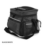 Black/White Double Up Cooler Bag Express