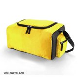 Yellow/Black Sears Large Cooler Pack