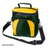 Bottle/Gold Atrium Cooler Bag