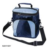 Navy/Sky Atrium Cooler Bag