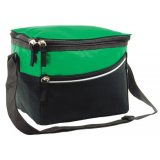 Emerald/Grey/Black Amigo Cooler Bag