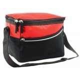 Red/Black/Grey Amigo Cooler Bag