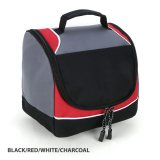 Black/Red/White/Charcoal Rydges Cooler Bag Express