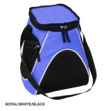 Royal/White/Black Sports Cooler Bag