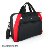 Black/Red/White Active Bags
