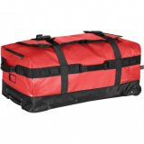 Red Gemini Rolling Carry On (S)