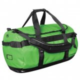 Lime/Black Waterproof Gear Bag Medium