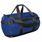 Royal/Black Waterproof Gear Bag Medium