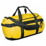Yellow Back Waterproof Gear Bag Medium
