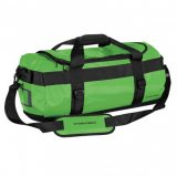 Lime/Black Waterproof Gear Bag Small