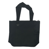 Black Karryall Nylon Shopping Tote