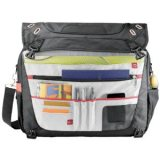 Flap Open Elleven Checkpoint-Friendly Compu-Messenger Bag