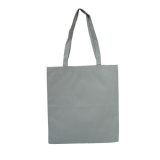 Grey Non Woven Bag Without Gusset