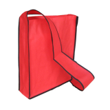 Red Non Woven Sling Bag