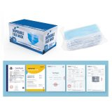 50 Pack Face Mask Certificates