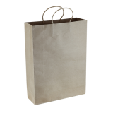 Brown Paper Kraft Shopping Bag