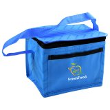 Blue Insulated Lunch Pack
