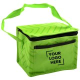 Lime Green Insulated Lunch Pack