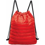 Red Indio Cinch Bag