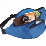 Royal Blue The Hipster Deluxe Waist Pack