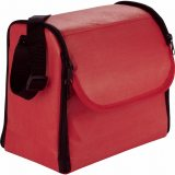 Side view red The Parkway Convertible Placemat Cooler