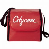 The Parkway Convertible Placemat Cooler red decorated