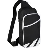 White Flash 12\'\' Tablet Sling Backpack 02