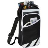 White Flash 12\'\' Tablet Sling Backpack 03