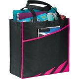 Pink Flash Non-Woven Tote 02
