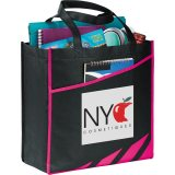 Pink Flash Non-Woven Tote 04