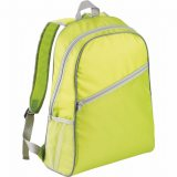 Lime Green Front The Matrix Budget Backpack