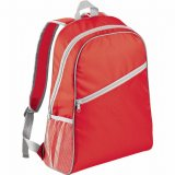 Red Front The Matrix Budget Backpack